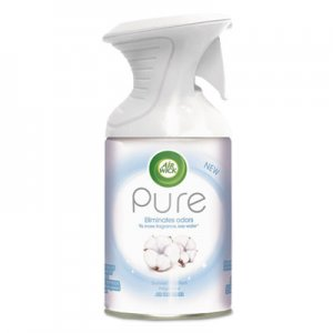 Air Wick RAC96718 Pure Premium Air Freshener, Sunset Cotton, 5.5 oz Aerosol, 6/Carton