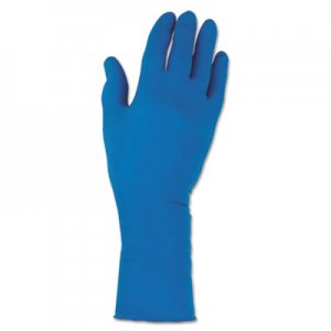 Jackson Safety KCC49827 G29 Solvent Resistant Gloves, 295 mm Length, 2X-Large/Size 11, Blue, 500/Carton