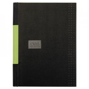 Oxford TOP56891 Idea Collective Professional Casebound Hardcover Notebook, 8 1/4 x 11 3/4, Black