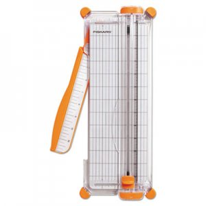 "Fiskars FSK1775501001 Personal Paper Trimmer, 5 Sheets, 12"" Cut Length"