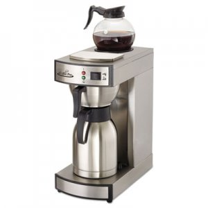 Coffee Pro OGFCPRLT Thermal Institutional Brewer, Stainless Steel, 12 Cup, 15 1/2 x 14 3/4 x 17