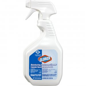 Clorox 16930CT Disinfecting Bathroom Cleaner CLO16930CT