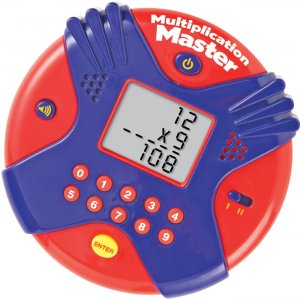 Learning Resources LER6967 Multiplication Master Electronic Flash Card LRNLER6967