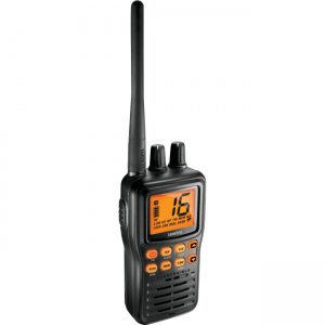 Uniden MHS75 Submersible Handheld Two-Way VHF Marine Radio