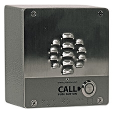 CyberData 011186 V3 SIP-enabled IP Outdoor Intercom