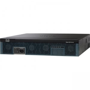 Cisco C2921VSECCUBEK9-RF Integrated Services Router - Refurbished