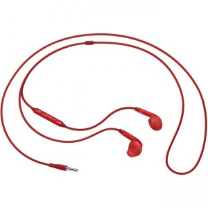 Samsung EO-EG920LREGUS Active In-Ear Headphones, Red