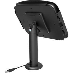 MacLocks TCDP02 The Rise Galaxy Stand Kiosk - Galaxy Stand with Cable Management