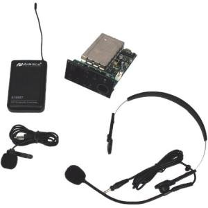 AmpliVox S8112 Wireless Microphone System