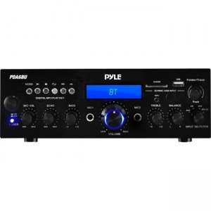 Pyle PDA6BU Amplifier