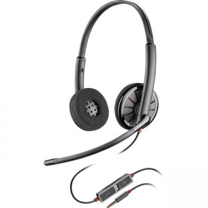 Plantronics 205204-02 Blackwire Headset