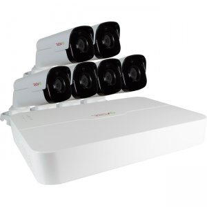 Revo RU81B6G-2T Ultra HD Security System with 8 Channel NVR