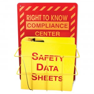 Impact Products 799200 Right To Know Center Safety Rack IMP799200