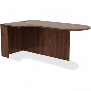 Lorell 34401 Peninsula Desk LLR34401