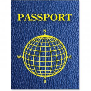 Ashley 10708 Blank Passports ASH10708