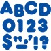 TREND 1602 4-inch Casual Uppercase Ready Letters TEP1602