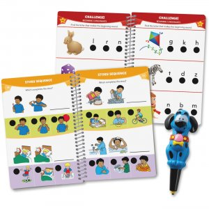 Hot Dots 2390 Jr Pre-K Reading Set EII2390