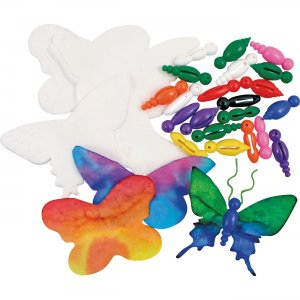 Roylco R83260 Butterfly Ornaments Craft Kit RYLR83260