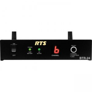 RTS BTR24 2.4 GHz Wireless Intercom Base Station Access Point BTR-24