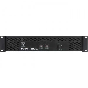 Electro-Voice PA 4150L 120V Four-Channel Power Amplifier PA4150L