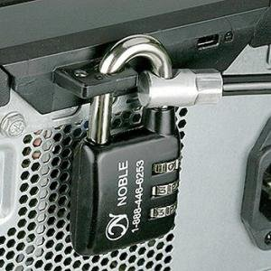 Compulocks CL-30NT Computer Cable Lock Kit, With 3 Dial Combination Padlock