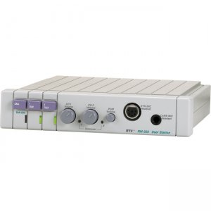 RTS RM-325 A5F 2-Channel Stereo User Station RM-325