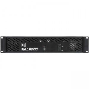 Electro-Voice PA 1250T 120V Single-Channel Power Amplifier