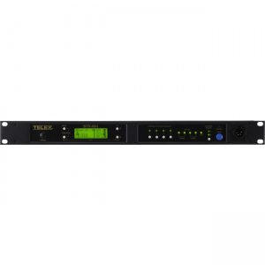 Telex BTR-80N-F2 Narrow Band 2-Channel UHF Synthesized Wireless Intercom System BTR-80N