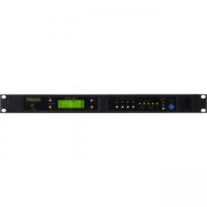 Telex BTR-80N-F5R Narrow Band 2-Channel UHF Synthesized Wireless Intercom System BTR-80N