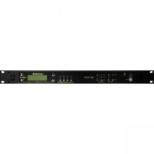 RTS BTR-700-B4R5 Single-Channel UHF Synthesized Wireless Intercom Base Station