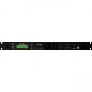 RTS BTR-800-F4R5 Two-Channel UHF Synthesized Wireless Intercom Base Station BTR-800