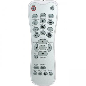 Optoma SP.8ZE01GC01 Backlit Remote Control