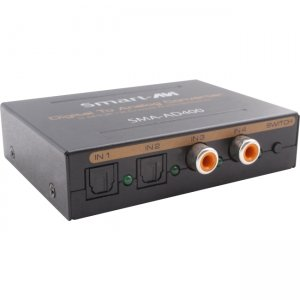 SmartAVI SMA-AD400S Digital-to-analog Audio Converter