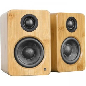 Kanto YU2BAMBOO Powered Desktop Speakers