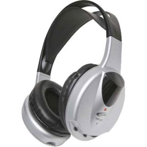 Califone HIRHP1 Infrared Stereo/Mono Headphone