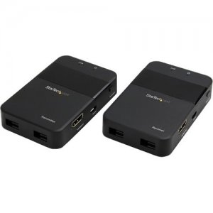 StarTech.com ST121WHDS HDMI over Wireless Extender - 65 ft. (20 m) - 1080p