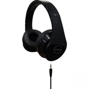 Visiontek 900937 Folding Stereo Headphones with Detachable Cable
