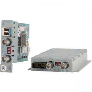 Omnitron Systems 8746-0 T3/E3 Managed Media Converter