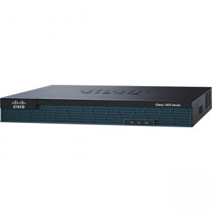 Cisco CISCO1921DC/K9-RF Modular Router DC Power - Refurbished