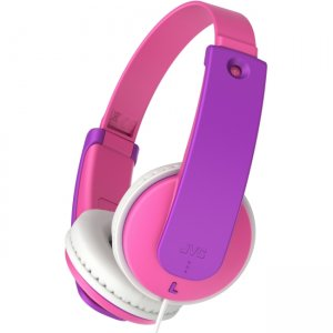JVC HAKD7P Kids Headphone