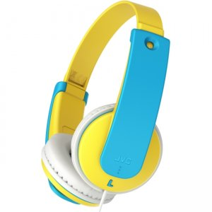 JVC HAKD7Y Kids Headphone