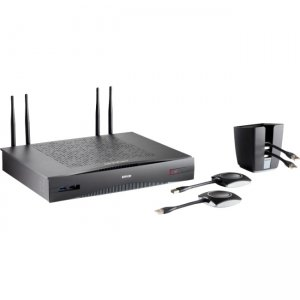 Barco R9861580NA ClickShare Wireless Presentation Gateway