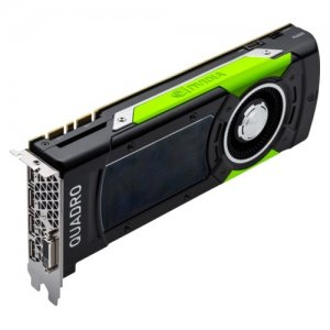 HP Z0B12AT NVIDIA Quadro P6000 (24GB) Graphics Card
