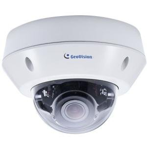 GeoVision GV-VD2702 2MP H.265 Super Low Lux WDR Pro IR Vandal Proof IP Dome