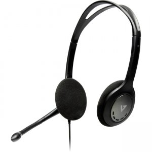 V7 HA202-2NP Stereo Headset with Mic