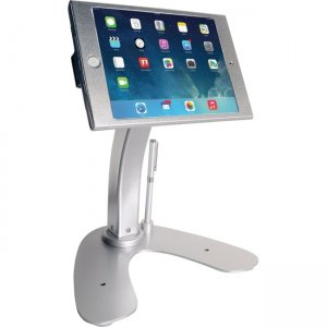 CTA Digital PAD-ASKM Anti-Theft Security Kiosk and POS Stand for iPad Mini 1-4th Gen