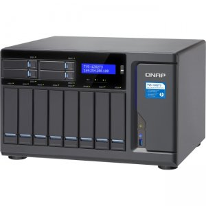 QNAP TVS-1282T3-I5-16G-US Turbo vNAS SAN/NAS/DAS Server