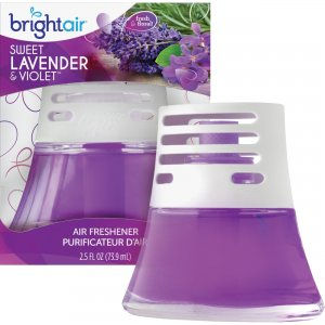 Bright Air 900288 Swt Lavndr/Violet Scented Oil Diffuser BRI900288