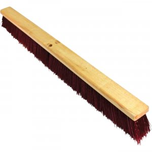Genuine Joe 99654 Maroon Broomhead GJO99654