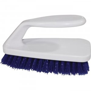 Genuine Joe 99658 Iron Handle Scrub Brush GJO99658